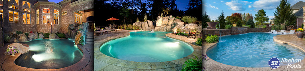 Natural Swimming Pool Design: The Look Of Paradise